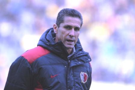 Novo treinador assume o Fla nesta segunda-feira (crédito: Getty Images)